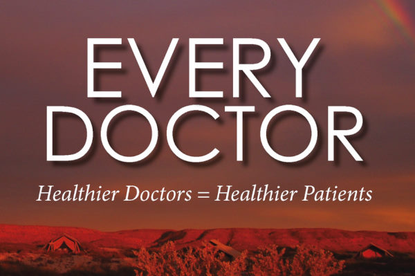 Book review: Every Doctor by Leanne Rowe & Michael Kidd